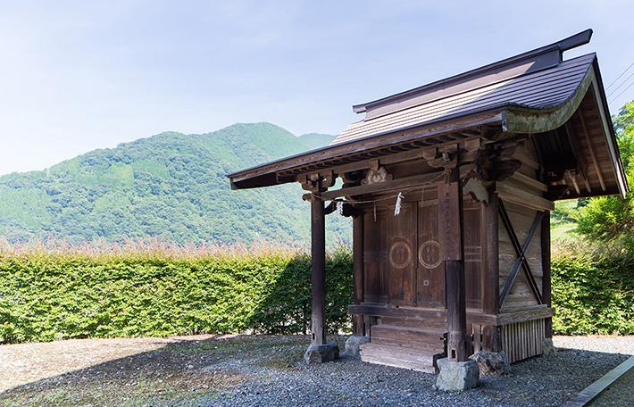 東俣阿蘇神社【五木村】|日本で最も豊かな隠れ里 日本遺産人吉球磨【熊本県】