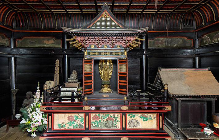 生善院観音堂【水上村】|日本で最も豊かな隠れ里 日本遺産人吉球磨【熊本県】