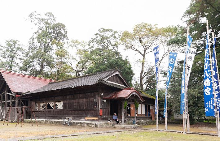 井口八幡神社【人吉市】|日本で最も豊かな隠れ里 日本遺産人吉球磨【熊本県】