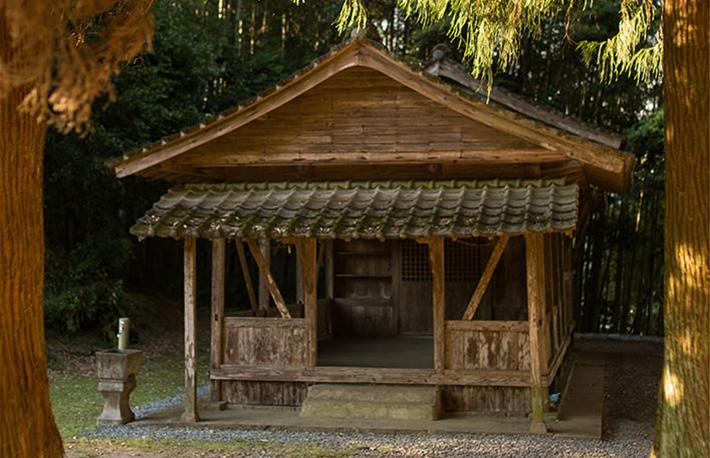木本神社【錦町】|日本で最も豊かな隠れ里 日本遺産人吉球磨【熊本県】