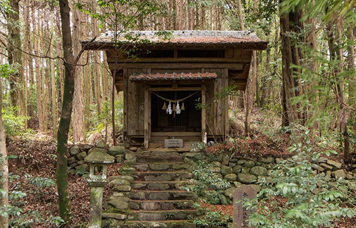 久米治頼神社【多良木町】|日本で最も豊かな隠れ里 日本遺産人吉球磨【熊本県】