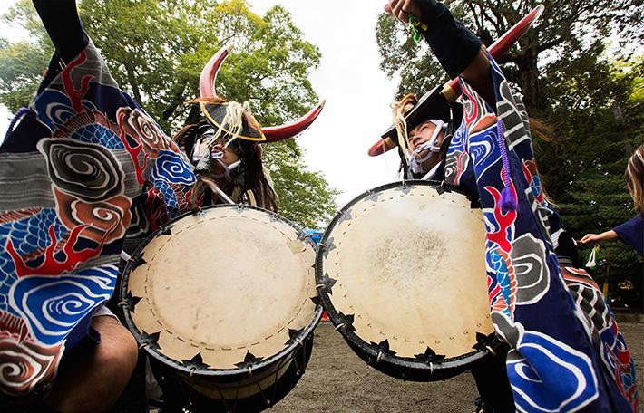 臼太鼓踊り【広域】|日本で最も豊かな隠れ里 日本遺産人吉球磨【熊本県】