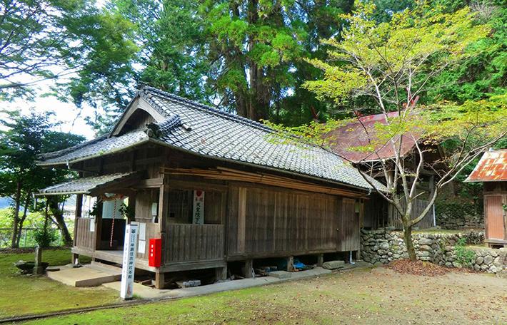 神瀬住吉神社【球磨村】|日本で最も豊かな隠れ里 日本遺産人吉球磨【熊本県】
