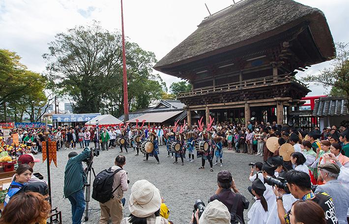 青井神社【人吉市】|日本で最も豊かな隠れ里 日本遺産人吉球磨【熊本県】