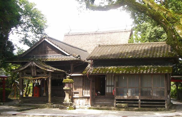 老神神社【人吉市】|日本で最も豊かな隠れ里 日本遺産人吉球磨【熊本県】