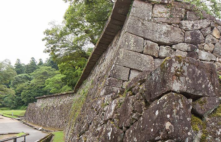 人吉城跡【人吉市】|日本で最も豊かな隠れ里 日本遺産人吉球磨【熊本県】