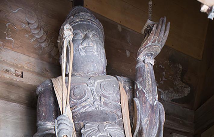 勝福寺関連文化財【あさぎり町】|日本で最も豊かな隠れ里 日本遺産人吉球磨【熊本県】