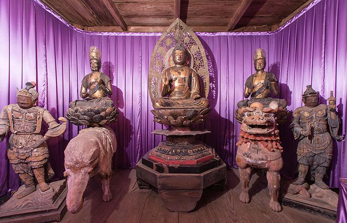 須恵阿蘇釈迦堂【あさぎり町】|日本で最も豊かな隠れ里 日本遺産人吉球磨【熊本県】