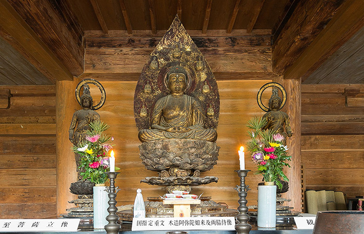 城泉寺阿弥陀堂【湯前町】|日本で最も豊かな隠れ里 日本遺産人吉球磨【熊本県】