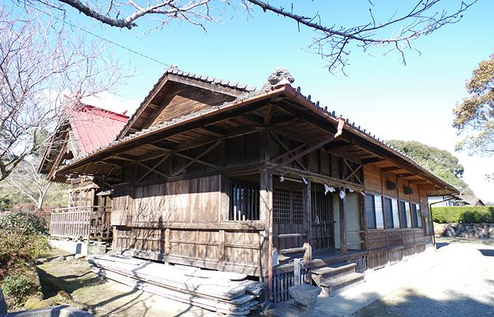 荒田大王神社|日本で最も豊かな隠れ里 日本遺産人吉球磨【熊本県】