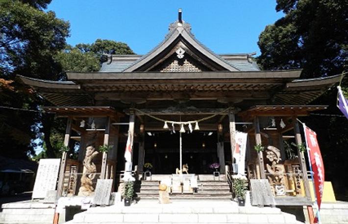 市房山神宮下宮(里宮神社)|日本で最も豊かな隠れ里 日本遺産人吉球磨【熊本県】
