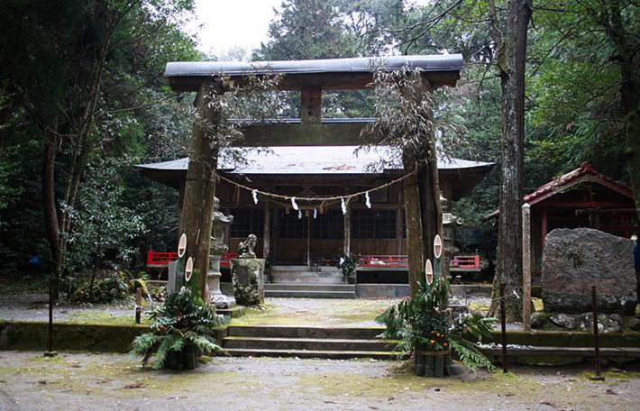 一の宮神社正面|日本で最も豊かな隠れ里 日本遺産人吉球磨【熊本県】