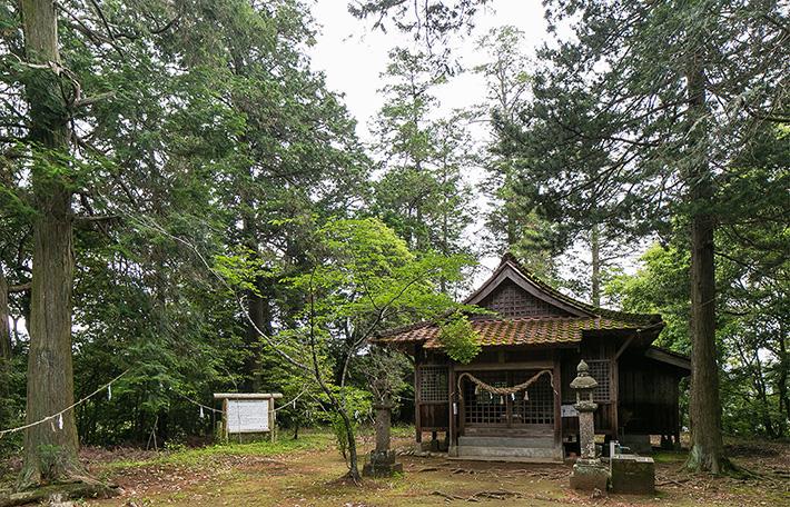 雨宮神社【相良村】|日本で最も豊かな隠れ里 日本遺産人吉球磨【熊本県】