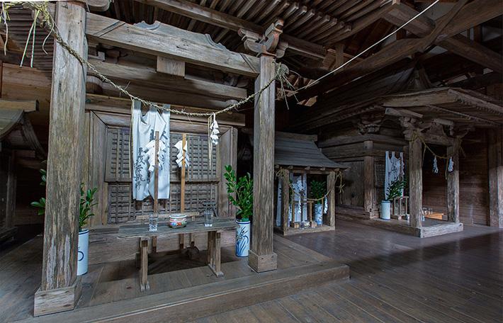 井沢熊野座神社【相良村】|日本で最も豊かな隠れ里 日本遺産人吉球磨【熊本県】