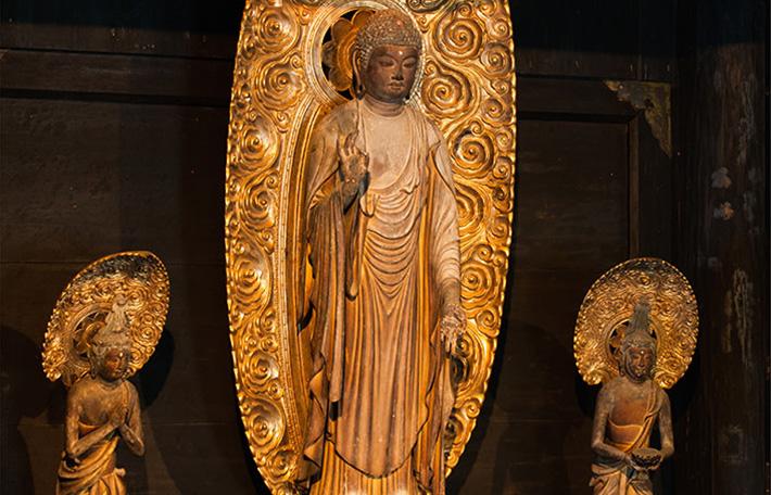 青蓮寺阿弥陀堂【多良木町】|日本で最も豊かな隠れ里 日本遺産人吉球磨【熊本県】