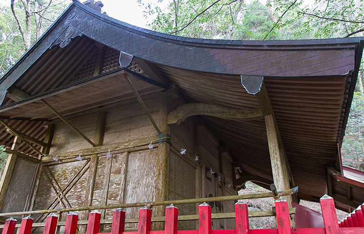 市房山神宮【水上村】|日本で最も豊かな隠れ里 日本遺産人吉球磨【熊本県】