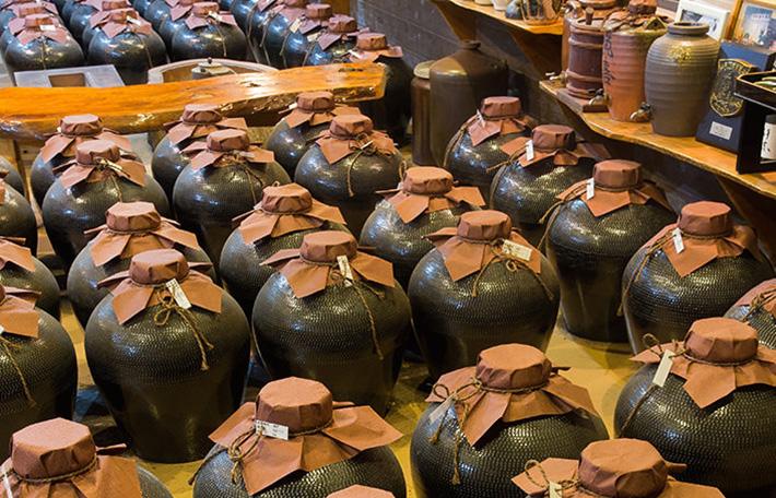 球磨焼酎|日本で最も豊かな隠れ里 日本遺産人吉球磨【熊本県】
