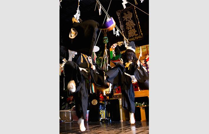 球磨神楽【広域】|日本で最も豊かな隠れ里 日本遺産人吉球磨【熊本県】