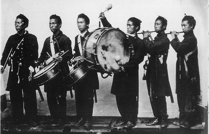 人吉藩鼓笛隊|日本で最も豊かな隠れ里 日本遺産人吉球磨【熊本県】