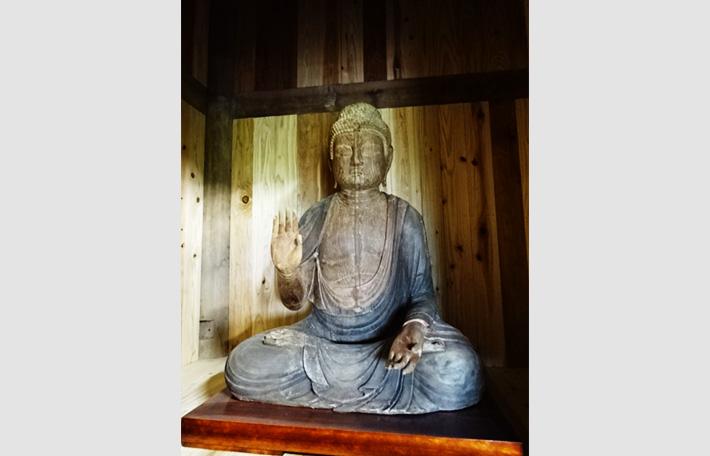 荒田観音堂釈迦如来像|日本で最も豊かな隠れ里 日本遺産人吉球磨【熊本県】