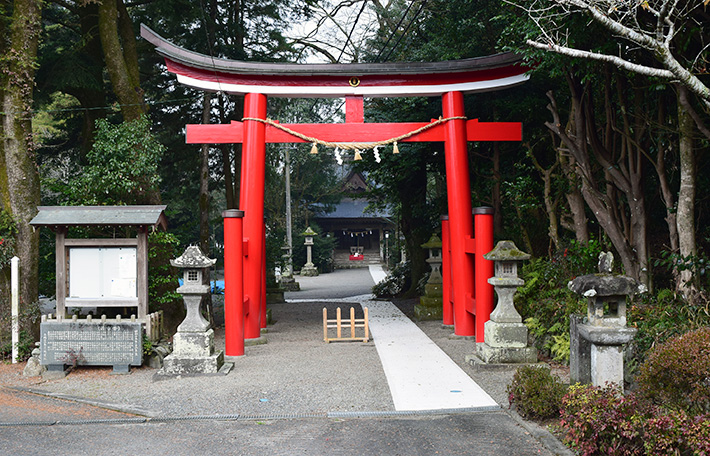 白髪神社|日本で最も豊かな隠れ里 日本遺産人吉球磨【熊本県】