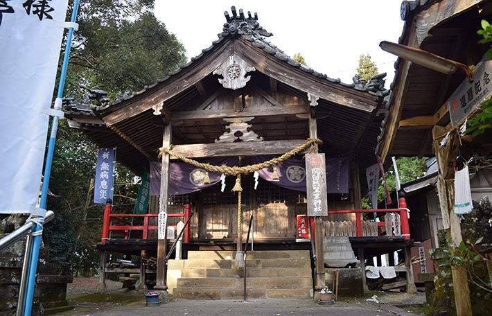 岡留熊野座神社|日本で最も豊かな隠れ里 日本遺産人吉球磨【熊本県】