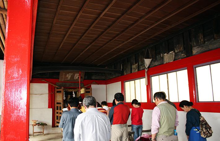 お嶽さん参り|日本で最も豊かな隠れ里 日本遺産人吉球磨【熊本県】